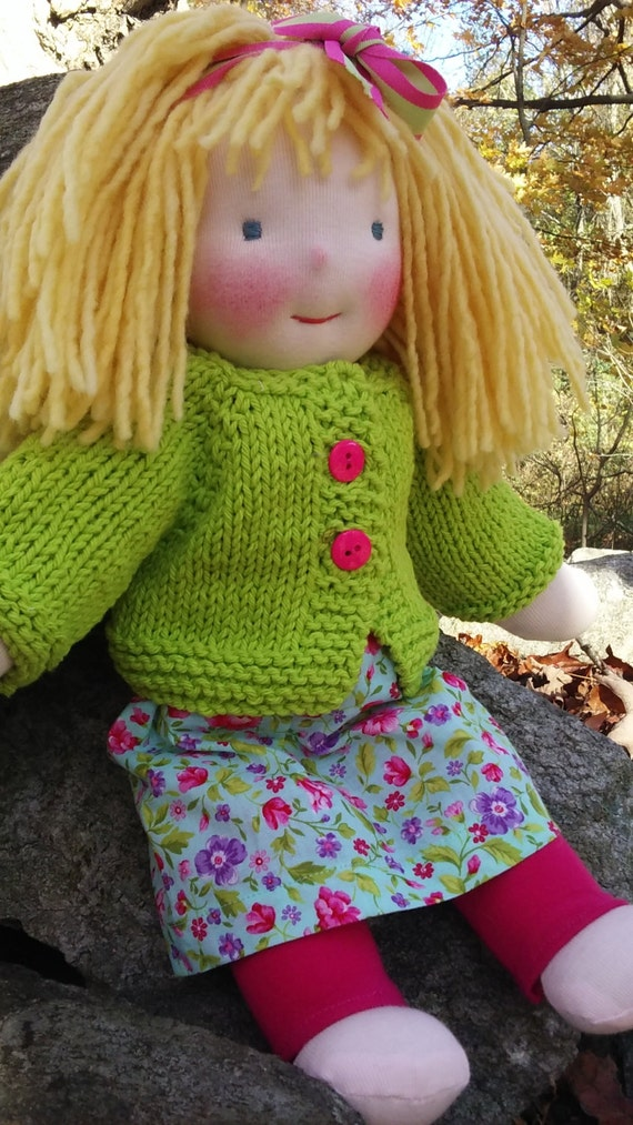 handmade dolls for sale items similar to sale on all waldorf dolls handmade 3402
