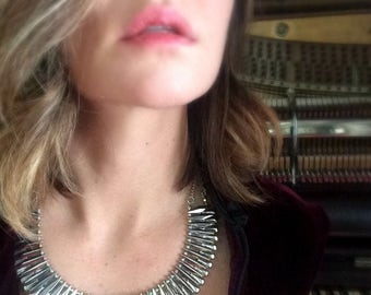 Rock n Roll Collar Necklace
