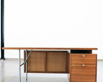 George Nelson Floating Executive Desk by Herman Miller