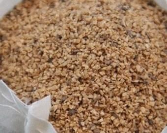 Ground Walnut Shells for Handmade Pincushions