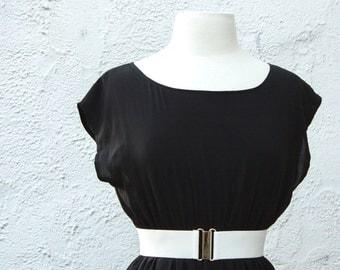 Womens white belt - stretch waist belt cinches your waist