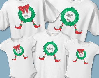 Family christmas shirts | Etsy