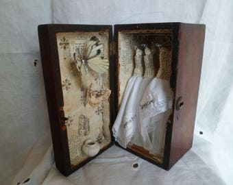 Art Assemblage story box - Once Upon A Time