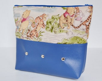 Pooh's Blustery Day Makeup Bag
