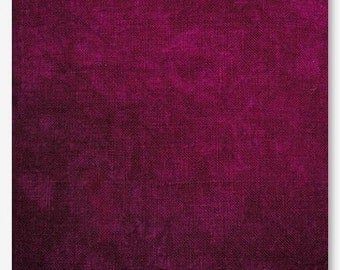 HUNTRESS Hand-dyed counted cross stitch fabric 14 ct. Aida Picture This Plus