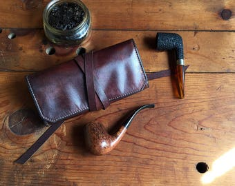 Pipe Tobacco Pouch * The Original Standard * Sorringowl & Sons