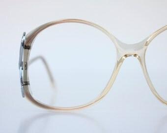 Vintage Honey Fade Eyeglasses Frames