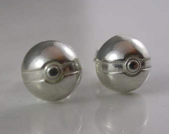 Pokeball Stud Earrings
