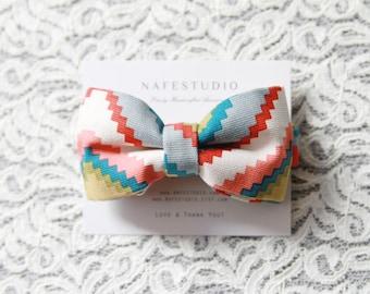 Men Bow Tie Pre-tied Bow Tie For Men - Boho Groom Rustic Wedding Groom Groomsmen Bow Tie - Handmade Mens Gift Check Bow Tie