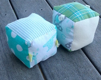 Soft Baby Blocks (Set of 2)