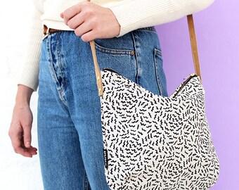 Buzzed Shoulder Bag - Sling Bag