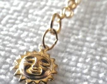 Sunny Gold Bracelet