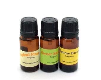 Sweet satsuma fragrance oil, Satsuma scented oils, Soap making oil, Candle fragrance oil, Citrus Oil burner fragrance, Soap making scent,