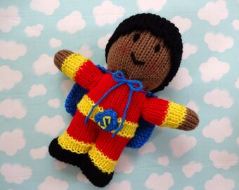 African American Superhero Doll, Super Hero Doll, Dolls for Boys, Boy Toddler, Boy Toys, Boy Gifts, Superhero Birthday, Super Hero Nursery