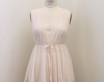 Vintage Ethereal Babydoll Nightie