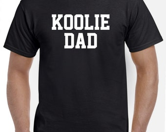 Koolie Dad Shirt Tshirt Gift