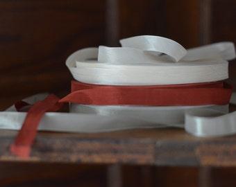 3 yards of rayon ribbon