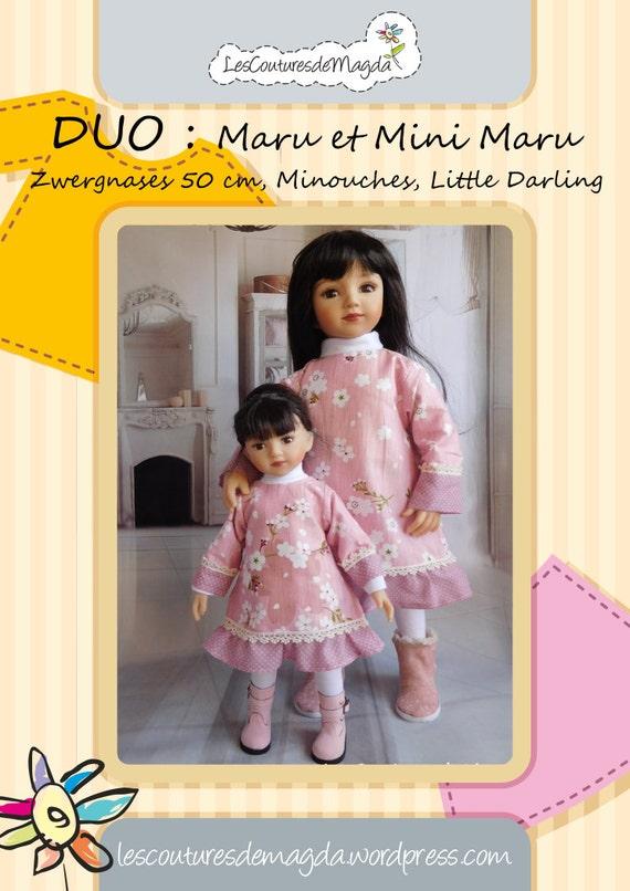 Maru Karv - Model page