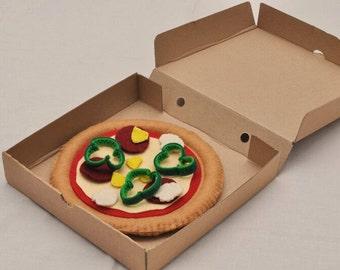 Felt Pizza, Filz-Pizza