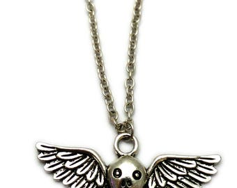 Grave Angel Necklace
