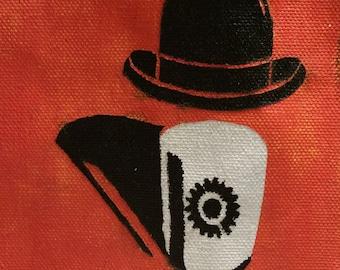 A Clockwork Orange Milk Patch Multicolor