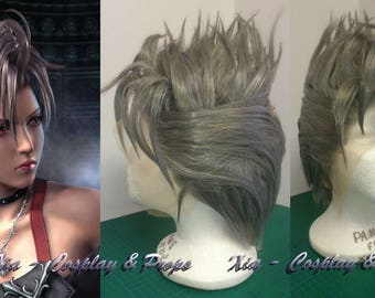 Paine cosplay wig - Final Fantasy X-2
