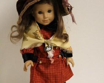 1910 18 Inch Victorian Doll Meet Accessories