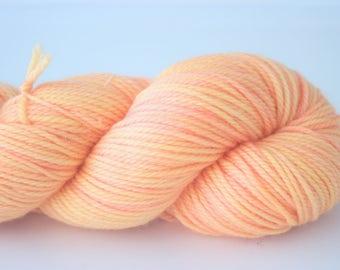 """Fischer DK """"Summer Peaches"""" Hand Dyed Yarn"""