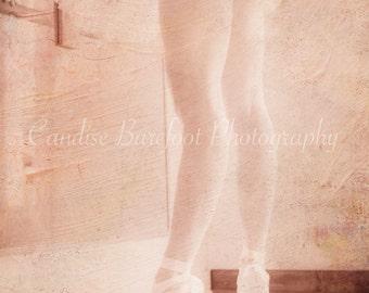 Ballet, Pointe Shoe Photography, Fine Art, Ballet Photography, Dancers, Ballerina, Nursery, Girls Decor, Pink