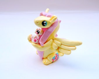 Fluttershy Dragon