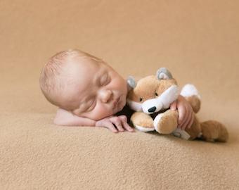 Bear,Fox,Lion Photo Prop, Newborn Photo Prop, Baby Photo Prop.