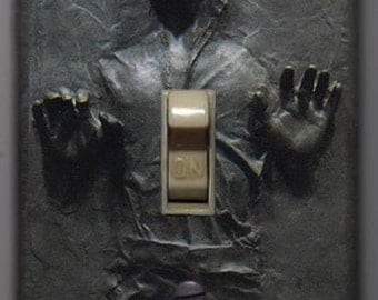 Star Wars Han Solo in Carbonite Empire Strikes Back
