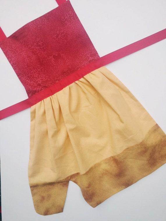 Kids Dress Up Apron Disney Princess Moana