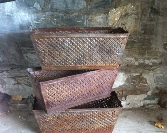 "Shop ""metal basket"" in Outdoor & Gardening"