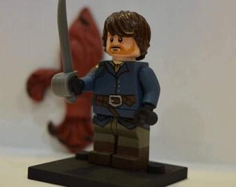 Athos Custom Lego Minifigure
