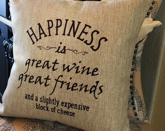 wine pillow, wine outdoor pillow,tasting,wine charms,wine pillow,party decor,wine cellar sign,wine gifts,wine signs,wine glasses,wine charms