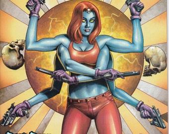 Mystique #6, November Issue - Marvel Comics - Grade NM