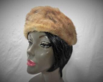 Vintage Max Bogen Fur Hat