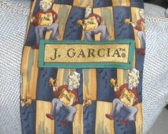 Jerry Garcia Vintage Necktie