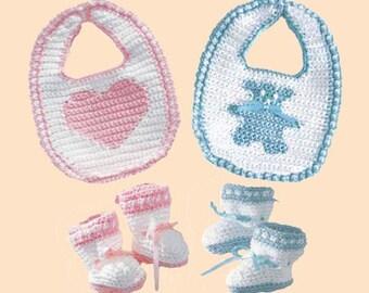 baby  pattern baby bib pattern birth gift pattern baby garment baby shoes pattern baby booties pattern baby shower pattern