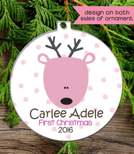 Ornament personalized christmas ornament christmas decorations