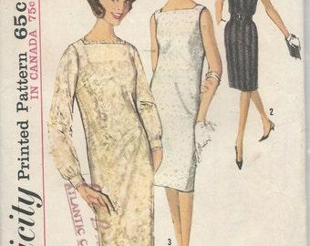 Simplicity 5490 Misses Dress Size 10