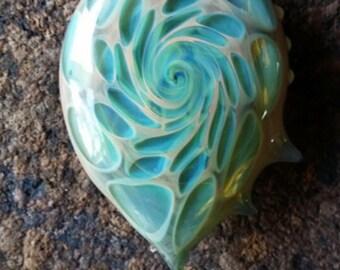 Multi Honeycomb Swirl Pendant