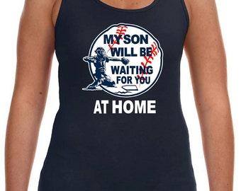Baseball Mom Shirt, Baseball Mom Tank Top, Baseball Mom Tank, Baseball Catcher, Baseball Mom Shirts, Baseball Mom, Tank, Mom