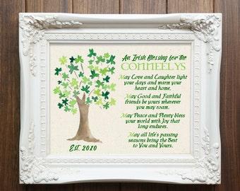 Etsy irish wedding