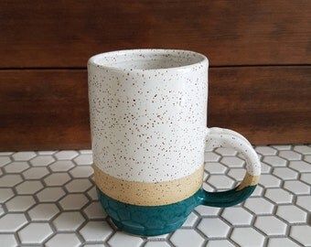 Colour Block Mug