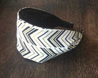 Womens Headband, Adult Headband,  Modern Headband, Hairband Turban, Wide Headband, Gift For Her, Elegant Headband, Dressy Headband