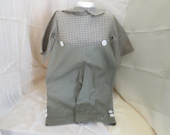 """Raggety Andy outfit for a 36"""" doll"""