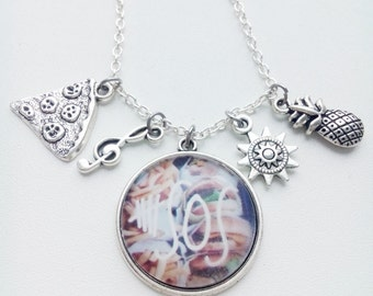 5 seconds of summer jewelry - 5 sos necklace