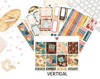 Woodlands Magic / Vertical Kit / Erin Condren